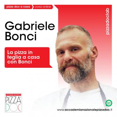 La pizza in teglia a casa con Gabriele Bonci