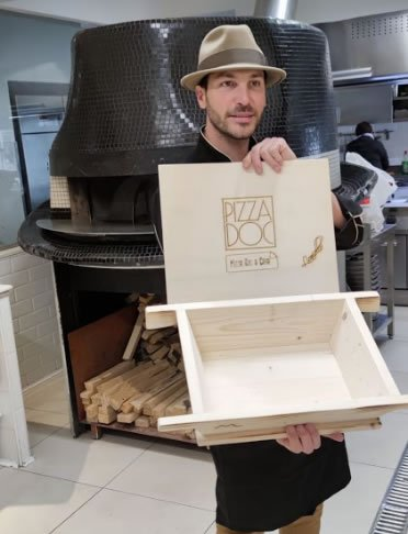 Madia Pizza DOC a casa - Accademia Nazionale Pizza DOC